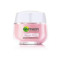 Garnier Sakura White Serum Day Cream SPF21/PA+++ [Krim SPF] - 50ml