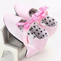 Jual Sepatu prewalker bayi import pink pita high heel heels elegan SALE Murah