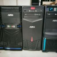PC Core2duo Rakitan Baru Intel G41 I Kualitas Terbaik Garansi 1 Thn