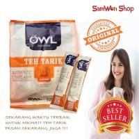 OWL TEH TARIK 1 PACK ISI 20 SACHET ORIGINAL SINGAPORE