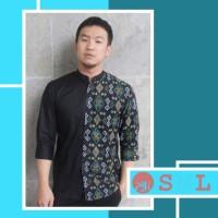 Keliau Dayak - Kemeja Batik - KTKD001 / KTKD002