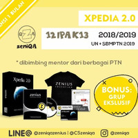 Zenius Xpedia 12 SMA IPA Kurikulum 2013
