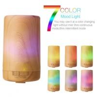U12 - Humidifier Essential Oil Diffuser Air Purifier LED Light 100ml