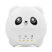 CUTE PANDA - Aroma Diffuser Colorful LED Ultrasonic Humidifier - 300ml