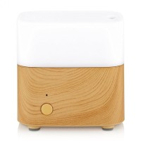 H41 - Humidifier Essential Oil Diffuser Air Purifier LED Light 120ml