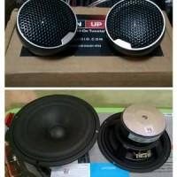 Harga paket speaker midbass cello hc17 dan tweeter cello solu | Pembandingharga.com