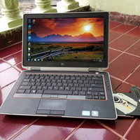 Laptop Dell Latitude E6320 Core i5 3.0 Ghz Ram 4gb mulus