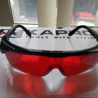 Kacamata Laser Merah KAPRO