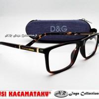 Kacamata Anti Radiasi Komputer, Frame D&G + Lensa Photochromic ( NEW )