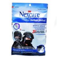 3M Masker Motor Nexcare - Masker penutup Hidung dan Mulut Berkualitas