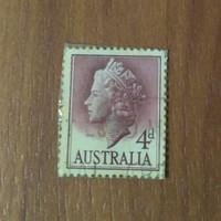 Perangko Kuno Australia Queen Elizabeth 4d Best Seller Diskon Sale