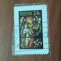 Perangko Kuno Australia Christmas 1984 24c Best Seller Promo Diskon