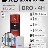 Dispenser Air Minum Reverse Osmosis 2 in 1 Water Purifier bukan PureIt