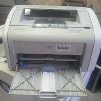 Printer HP Laserjet 1020 Siap Pakai Toner Full