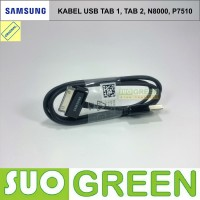 Kabel Data USB Samsung Original Tab 1 2 P1000 P3100 N8000 Ori 100%
