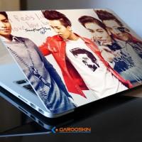 Garskin Laptop Axioo 17 Inch Custom Desain Suka-Suka