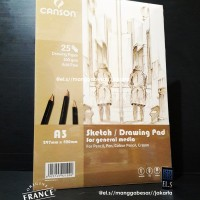 Canson Sketch Drawing Pad A3
