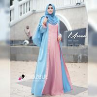 Mecca dress gamis 100% ORI