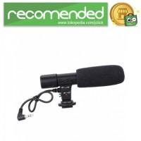 Sidande Shotgun Microphone - MIC-01 - Hitam