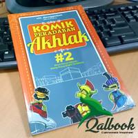 Komik Peradaban Akhlak #2 - KPA2 - KPA 2 - KPA #2