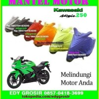 COVER MANTEL MOTOR IMPORT KAWASAKI NINJA 250 KARBU