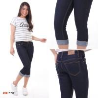 Celana Pendek Jeans Jumbo Wanita Short Denim JSK JEANS IMPORT