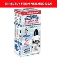 NeilMed Sinus Rinse ( 1 Bottle ), Cuci hidung (better dari Neti pot)