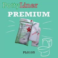 Potty Liner Disposable Toilet Seat Covers