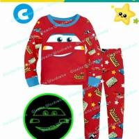 Jual Piyama Baju Tidur Anak Laki Cowok GW 264 C