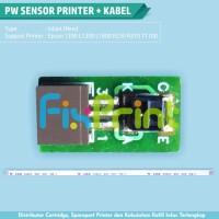 Kabel + Sensor PW Printer Epson L1300 T1100 L1800 1390 R230 Original