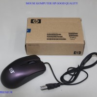 MOUSE PC LAPTOP KOMPUTER USB MERK HP