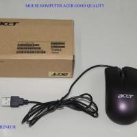 MOUSE PC LAPTOP KOMPUTER USB ACER