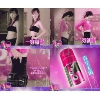 Fragnaier highwaist slimming pant/ Korset botol pink celana Pelangsing