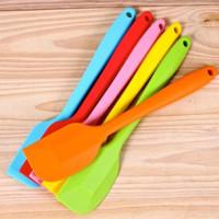 Spatula silikon warna warni