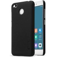 Nillkin Super Frosted Shield Hard Case for Xiaomi Redmi 4x - Hitam