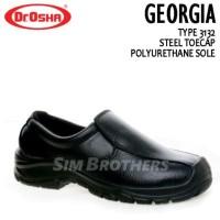 HOT SEPATU SAFETY SHOES DR. OSHA GEORGIA SLIP ON HOT