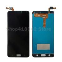 Jual LCD ASUS ZENFONE 4 MAX PRO / ZC554KL FULLSET + TOUCHSCREEN BLACK Murah