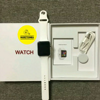 Smartwatch IWO 5 Best Clone Apple Watch iWatch 3 Strap White