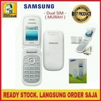 Samsung Caramel GT E1272 Dual Sim Garansi Dist Harga Murah