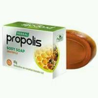 sabun propolis herbal hni hpai. sabun mandi herbal. sabun muka herbal.