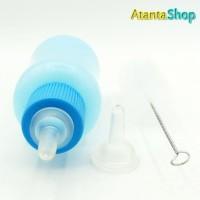 Atanta - 100ml Nursing Kit botol susu dot susu hewan anjing kucing etc