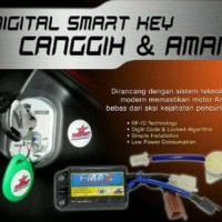 LIMITED Alarm Motor Honda Beat POP Fi Injection i Max Digi BEST SELLER