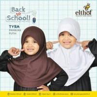 Jilbab Sekolah Anak Tyra L by Elthof Limited