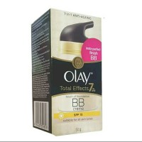 Olay Total Effect 50gr BB Creme Touch of Foundation SPF Murah