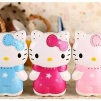 Jual Premium produk Power Bank Hello Kitty Sanrio 8800mah Murah