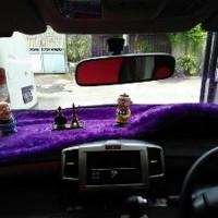 HOT PROMO Karpet bulu dashboard mobil sale