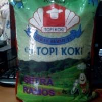 Beras Ramos Cap Topi Koki Premium