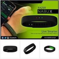 Harga razer nabu 2015 smartband black green compatible w ios | antitipu.com