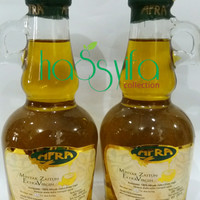 Extra Virgin Minyak Zaitun Afra 250ml Kemasan Handle