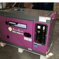 GENSET SUMURA GDS 6800ES SUPER SILENT